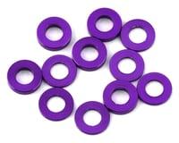 175RC Mini T/B Ball Stud Spacers (Purple) (12) (Losi Mini-T 2.0)