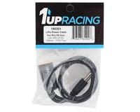 Image 2 for 1UP Racing Pro Pit Soldering Iron DC Power Cable w/XT60 Plug (3S-6S)