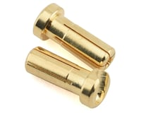 1UP Racing 5mm LowPro Bullet Plugs (2)