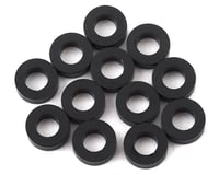 1UP Racing Precision Aluminum Shims (Black) (12) (2mm) (Team Durango DEX210)