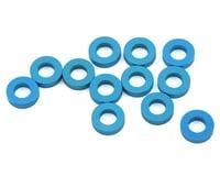 1UP Racing Precision Aluminum Shims (Blue) (12) (1.5mm) (Team Durango DEX410 V5)