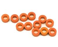 1UP Racing Precision Aluminum Shims (Orange) (12) (2.5mm) (Team Durango DETC410)