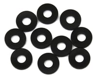 1UP Racing 3x8x0.5mm Precision Aluminum Shims (Black) (10) (Team Durango DEX210)