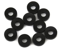 1UP Racing 3x8x2mm Precision Aluminum Shims (Black) (10) (Team Durango DETC410)