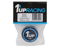 Image 2 for 1UP Racing 3x8x2mm Precision Aluminum Shims (Black) (10)