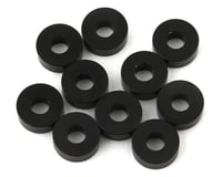 1UP Racing 3x8x3mm Precision Aluminum Shims (Black) (10) (Team Durango DETC410 V2)