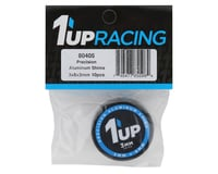 Image 2 for 1UP Racing 3x8x3mm Precision Aluminum Shims (Black) (10)