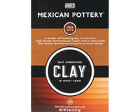 AMACO  X119 Mexican Pottery Clay 5Lb