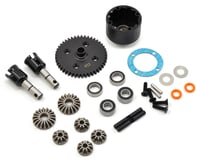 Agama A215E Center Differential Set