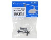 Image 2 for Align 450 V3 Torque Tube Front Drive Gear Set