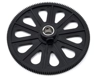 Align 500 Pro M0.6 Autorotation Tail Drive Gear (Black) (145T) | relatedproducts