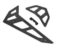 Image 1 for Align 500 1.6mm Carbon Fiber Stabilizer Set