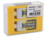 Image 2 for Align 150 2S1P LiPo Battery 30C (2) (7.4V/250mAh)