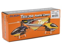 Image 2 for Align 250 Pro Painted Canopy (Yellow/Blue/Red)
