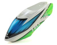 Align Painted Canopy V2 (White/Green/Blue) (470L) | alsopurchased