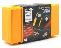 Image 2 for Align STQ 100 Helicopter Engine Super Starter (Yellow)