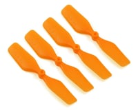 Align T-Rex 150X 23 Tail Blade (Orange) (4)
