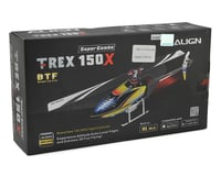 Image 6 for Align T-Rex 150X DFC Combo BTF Electric Helicopter