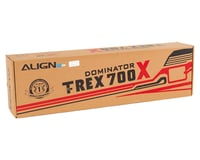 Image 3 for Align T-REX 700X TOP Combo Electric Helicopter Kit