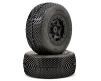AKA Gridiron SC Pre-Mounted Tires (TEN-SCTE) (2) (Black) | relatedproducts