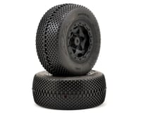 Image 1 for AKA Gridiron SC Pre-Mounted Tires (SC5M) (2) (Black) (Super Soft)