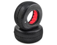 Image 1 for AKA Impact Wide Short Course Tires (2) (Ultra Soft)