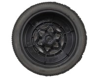Image 2 for AKA Impact Wide SC Pre-Mounted Tires (SC5M) (2) (Black) (Ultra Soft)