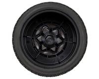 Image 2 for AKA Deja Vu Wide SC Pre-Mounted Tires (TEN-SCTE) (2) (Black) (Super Soft)