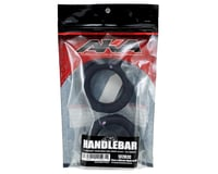 """Image 2 for AKA Handlebar 2.2"""" Front 2WD Buggy Tires (2) (Clay)"""