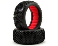 Image 1 for AKA Cross Brace 1/8 Buggy Tires (2) (Soft)