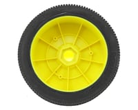 Image 2 for AKA Double Down 1/8 Buggy Pre-Mounted Tires (2) (Soft - Long Wear)