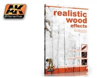 AK Interactive Learning Series 1: Realistic Wood Effects Book