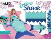 Alex Toys ALEX DIY Knot-A Shark Kit Playset