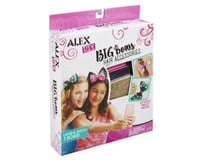 Alex Toys ALEX 602103-1 DIY Big Bow's Hair Accessories, Pink