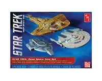 AMT 1/2500 Star Trek Cadet Deep Space 9 - 3 Ship Set