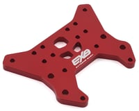Arrma EXB Aluminum Front Shock Tower (Red)