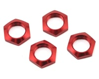 Arrma 17mm Aluminium Wheel Nut (Red) (4) | relatedproducts