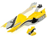 "Arrma Raider ""Warp"" Body (Yellow)"