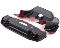Arrma Felony 6S BLX Pre-Painted Splitter & Diffuser (Black/Red)