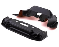 Arrma Felony 6S BLX Pre-Painted Splitter & Diffuser (Black/Orange)