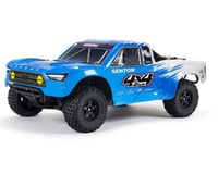 Arrma Senton 4x4 V3 550 Mega RTR 1/10 Short Course Truck (Blue)