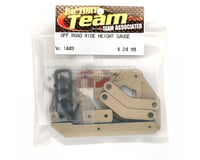 Image 2 for Team Associated Off Road Ride Height Gauge