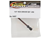 Image 2 for Team Associated Factory Team Hex Driver Bit (.050)