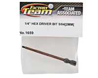 "Image 2 for Team Associated Factory Team Hex Driver Bit (5/64"")"