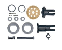 Team Associated Mini Rival Complete Differential Kit: 18B/18MT/18T/18R