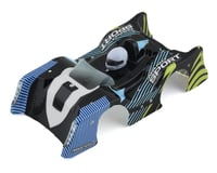 Team Associated NanoSport Body (Blue/Black)