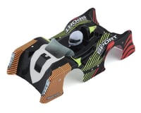 Team Associated NanoSport Body (Red/Black)