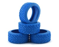 Team Associated NanoSport Pin Tires (Blue)