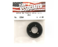 Image 2 for Team Associated 50T Spur Gear 2nd Set (Nitro TC3)