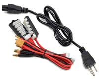 Image 3 for Reedy 1216-C2 Dual AC/DC Competition LiPo/NiMH Battery Charger (6S/12A/120Wx2)
